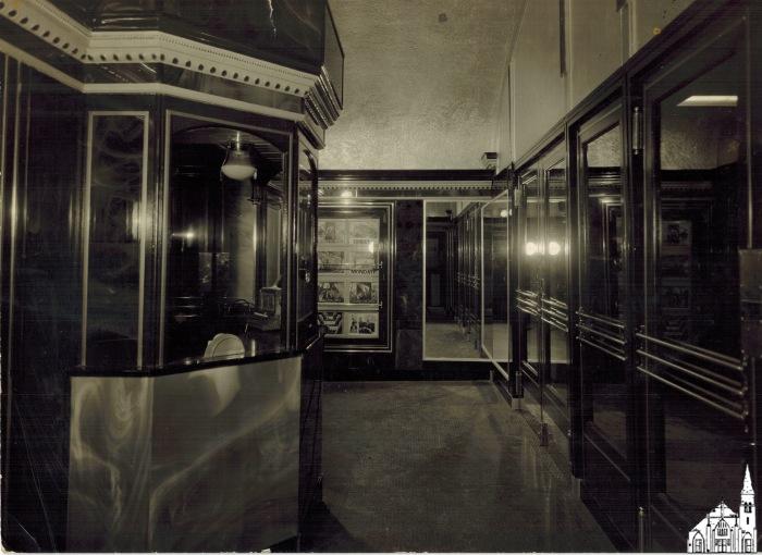 Interior Strand Theater